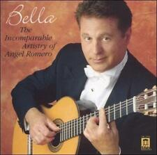 Bella: The Incomparable Artistry of Angel Romero, New Music
