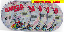 AMIGA FORMAT MAGAZINE Collection PDF DOWNLOAD +Extras ST/1200/600/500/CD32 Games