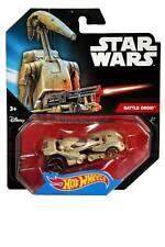 Hot Wheels Car Star Wars Battle Droid Rare #27 1:64 Diecast BNIP