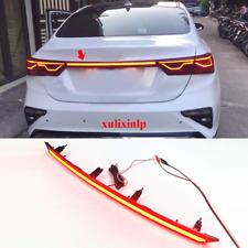 For Kia 2019-2020 Forte LED Tailgate Light / Brake Light / Turn Signal Light Kit