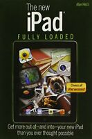 The New iPad Fully Loaded by Hess, Alan Book The Fast Free Shipping
