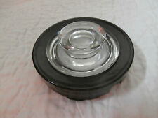 Vintage Corning Ware Electric 10 Cup Coffee Pot Lid w/ Glass Insert Used Part