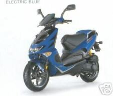 APRILIA TOUCH UP PAINT 02-03 SR50 DITECH ELECTRIC BLUE
