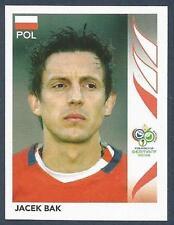 PANINI FIFA WORLD CUP-GERMANY 2006- #058-POLAND-JACEK BAK