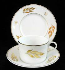 J.L.Coquet Imperial Trio Pane & Burro + Tazza e Piattino Showroom Inventario