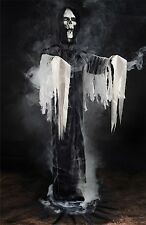 Life Size-STANDING REAPER FOG MACHINE ACCESSORY-Zombie Horror Haunted House Prop