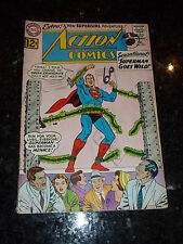 ACTION COMICS - No 295 - Date 12/1962 - DC Comic