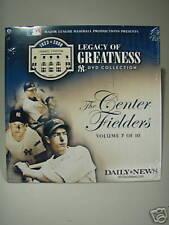Daily News Yankees DVD #7 Center Fielders Legacy