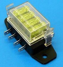 4 way ATO Standard blade Fuse box / Fusebox holder  12v & 24v   ALT/FBB4T