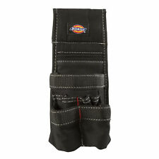 Dickies Work Gear 57076 Black Small Multi Tool Pouch Holster Pencil Holder