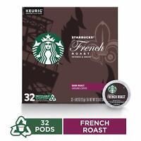 Starbucks Coffee Keurig K-Cups, French Roast Dark 24 Count