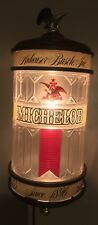 Vintage Michelob Beer Lighted Wall Lamp Anheuser Busch Advertising Man Cave
