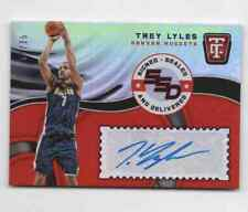 2017-18 PANINI TOTALLY CERTIFIED TREY LYLES SIGNED SEALED DELIVERED AUTO #D /75