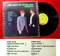 LP Best of Peter & Gordon