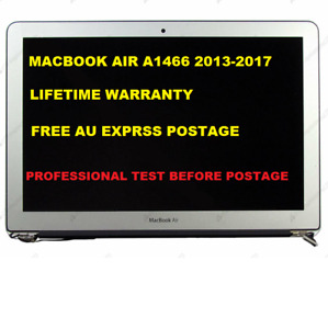 """Grade A+ New A1466 LCD Screen Display Assembly For MacBook Air 13"""" 2013 - 2017"""