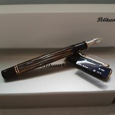 Pelikan M400 Brown Tortoise Fountain Pen 2016 Special Edition (M nib)
