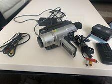 8 SONY DIGITAL HANDYCAM modello DCR-TRV320E PAL
