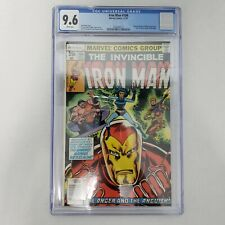 Marvel Comics Iron Man #104 CGC 9.6 Madame Masque, Midas Mantlo George Tuska X
