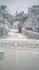 1920 98  Zwingenberg Bergstraße Hirschhorn Michelstadt Haus Rexrodt