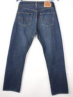 Levi's Strauss & Co Hommes 501 Jeans Jambe Droite Taille W32 L32 AVZ941
