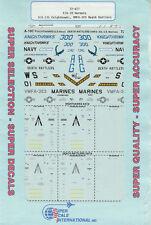 1/72 SuperScale Decals F-18C Hornet VFA-136 VMFA-323 Knighthawks 72-677
