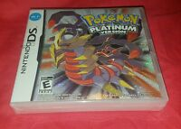 Pokemon: Platinum - BRAND NEW AND SEALED. Based in UK