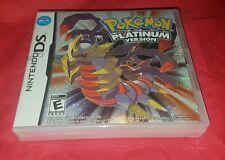 Pokemon: Platinum-Nuevo Y Sellado. con sede en Reino Unido