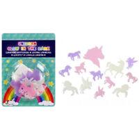 28x Glow in the Dark Unicorns Einhorn Leuchtsticker Geschenke für Kinder