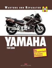 YAMAHA FJR 1300 A AS 2001-2012 WARTUNG UND REPARATURANLEITUNG HANDBUCH