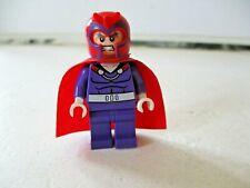 LEGO X Men Magneto DC Comics Marvel Super Heroes with Dual Head