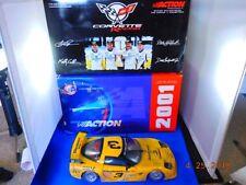 2001 ACTION #3 GM GOODWRENCH CORVETTE DAYTONA RACED DALE EARNHARDT SR JR