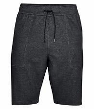 Under Armour Men's Pursuit Fleece Shorts - Medium - Black - New