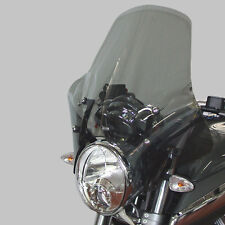 Hohes Windschild Moto Guzzi Breva V1100 TRANSPARENT 465mm