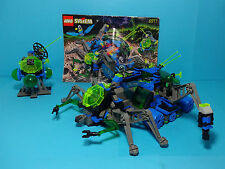 Lego Space, insectoids ~ Arachnoid STARBASE (6977) & instrucciones