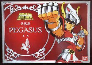 saint seiya Pégase v1 Seiyar Pegasus vintage chevaliers du zodiaque Bandai HK