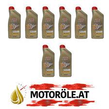 8x1 Liter Castrol Edge Professional Titanium BMW LL04 5W-30 Motoröl, API SN/CF