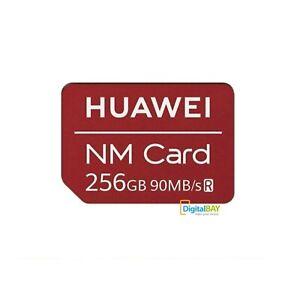 Huawei Scheda Memoria Nano Sim NM SD Card Ultra-Micro SD 256Gb 06010399 Bulk
