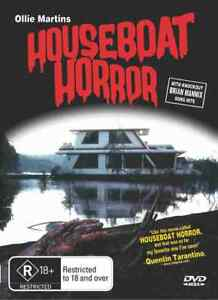 Houseboat Horror - It's So BAD It's Good - Australian Cult Classic - DVD