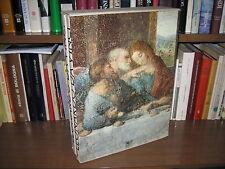 LEONARDO DA VINCI ( 2 volumi ) - De Agostini 1969 Arte Pittura Architettura