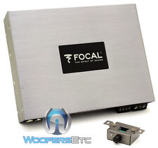 RB FOCAL FPD 900.1 CAR MONOBLOCK 900W RMS SUBWOOFERS SPEAKERS BASS AMPLIFIER
