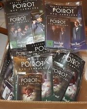 """Agatha Christie """"POIROT"""" Die grosse DVD-Sammlung 1-109,  zum selber aussuchen !"""