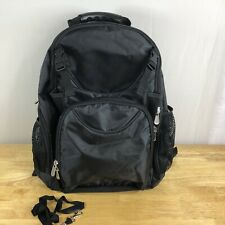 INFOCASE Universal Backpack Computer Laptop Bag Black Panasonic Accessories