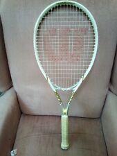 Wilson Venus Serena Tennis Racquet with power strings Racket