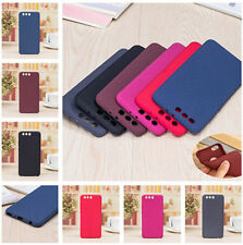 Slim TPU Soft Silicone Rubber Back Matte Case Cover For Huawei Ascend P10 P9 P8