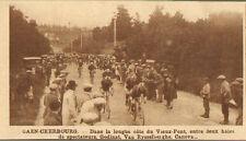 VIEUX-PONT TOUR DE FRANCE CYCLISME GODINAT VAN RYSSELBERGHE CANOVA 1929