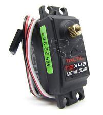 Axial Wraith High Torque Steering SERVO Tactic TS X45 Metal Gear SMT10 AXI90018