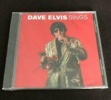 """""""Dave Elvis Sings"""" CD Album"""