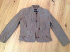 Lakeland leather jacket women size 12