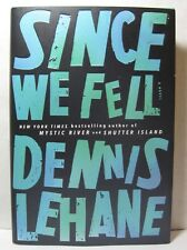 SINCE WE FELL by Dennis Lehane, signed 1st/1st hardback