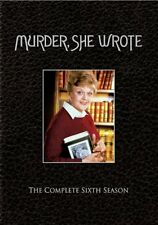 Murder, She Wrote: Season 6 NEW!